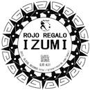 ROJO REGALO - Izumi / Solitario (EQUALIZER Remix) : 7inch