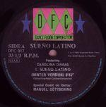 SUEÑO LATINO FEATURING CAROLINA DAMAS - Sueño Latino : 12inch