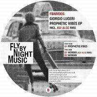 GIORGIO LUCERI - Prophetic Vibes Ep : FLY BY NIGHT MUSIC (UK)