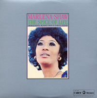MARLENA SHAW - The Spice of Life : CADET (US)