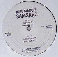 JOSE MANUEL - Samsara : LECTRIC SANDS (US)