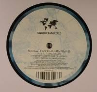 MATHEW JONSON - Blurry Remixes : 12inch