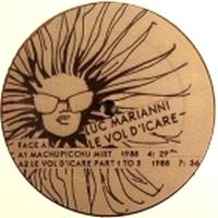 LUC MARIANNI - Le Vol D'Icare O.B. Ignitt rmx : 12inch