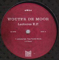 WOUTER DE MOOR - Lectures Ep, Kirk Degiorgio Remix : POKER FLAT (GER)