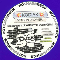 KODIAK - Dragon Drop EP : 12inch