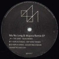 MY NU LENG - The Grid / Hips N Thighs Remix EP : 877 (UK)