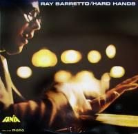 RAY BARRETTO - Hard Hands : LP