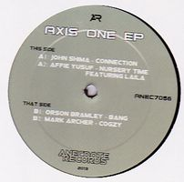 AFFIE YUSEF, MARK ARCHER - Axis On EP : 12inch