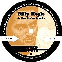 BILLY HOYLE - Os Afros-Sambas Reworks : 12inch