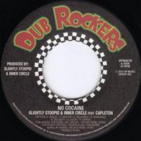 BAD BRAINS feat.ANGELO MOORE(FISHBONE) - Ragga Dub : 7inch