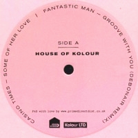 VARIOUS ARTISTS - House Of Kolour : 12inch