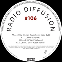 RADIO DIFFUSION - Compost Black Label 106 : COMPOST BLACK LABEL <wbr>(GER)