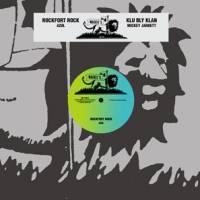 AZUL / MICKEY JARRETT - Rockfort Rock / Klu Bly Klan : 12inch