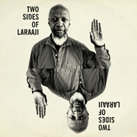 LARAAJI / LARAAJI with AUDIO ACTIVE - Two Sides Of Laraaji : 2CD