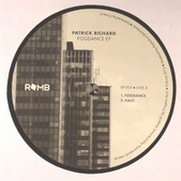 PATRICK RICHARD - Fogdance EP : 12inch