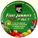 V.A - Floor Jammers Vol 1 : PEOPLE MUST JAM (AUS)