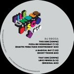 DJ ROCCA - Love Power (incl. Dimitri From Paris Remix) : FILE UNDER DISCO (UK)
