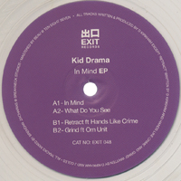 KID DRAMA - In Mind EP : Exit (UK)