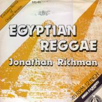 JONATHAN RICHMAN - Egyptian Reggae : HIGH FASHION MUSIC (HOL)
