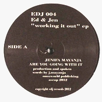 ED & JEN - Working It Out EP : 12inch
