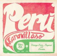 VARIOUS - Peru Maravilloso : LP