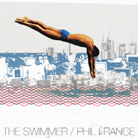 PHIL FRANCE - The Swimmer : LP