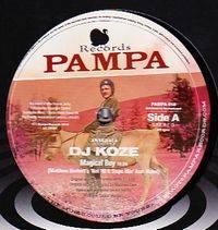 DJ KOZE - Amygdala Remixes : 12inch