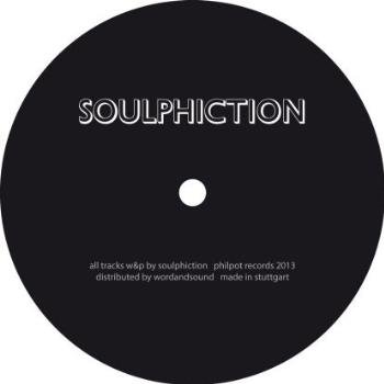 SOULPHICTION - Live Jamz 1 : 12inch