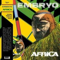 EMBRYO - Africa : LP+CD