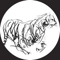 EVIL C & THE HUSTLER - Get Up EP : 12inch