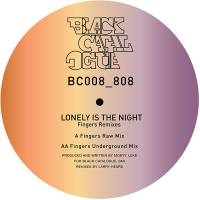 MONTY LUKE - Lonely Is The Night (Mr Fingers Remixes) : BLACK CATALOGUE (US)