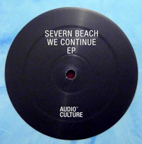 SEVERN BEACH - We Continue EP : 12inch