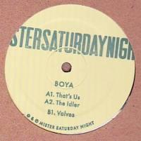 BOYA - Boya EP : 12inch