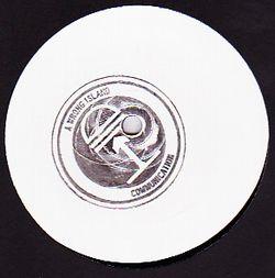 HELIUM ROBOTS / ANBULEY - Communication 1: Wrong Island Remixes : 12inch