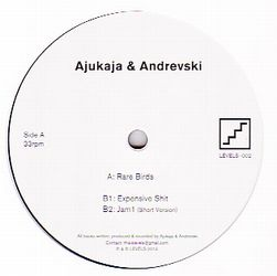 AJUKAJA & ANDREVSKI - Rare Birds : LEVELS (UK)