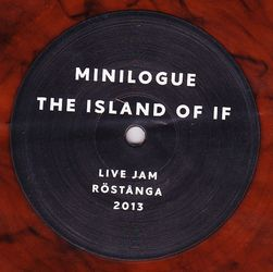 MINILOGUE - The Island Of If : 12inch
