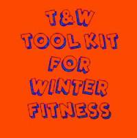 TIGER & WOODS - Tool Kit For Winter Fitness : EDITAINMENT (UK)