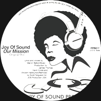 JOY OF SOUND - Our Mission (Black Boxx & Scott Ferguson Remixes) : FERRISPARK (US)