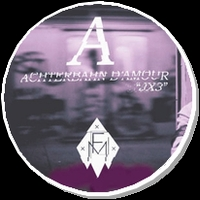 ACHTERBAHN D'AMOUR / ALBERT & ALBERT - Heart Warming Hard Hitting : 12inch