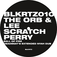 THE ORB AND LEE SCRATCH PERRY - The Deadbeat Remixes : BLKRTZ (GER)