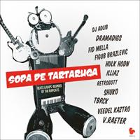 VA - Sopa De Tartaruga (Inspired By Ruffcats) : LP