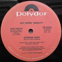 ROY AYERS UBIQUITY - Running Away / Love Will Bring Us Back Together : 12inch