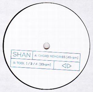 SHAN - Chord Memories : 12inch