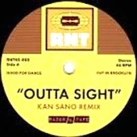 KAN SANO / FREDDIE JOACHIM - Outta Sight : RAZOR N TAPE (US)