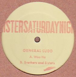 GENERAL LUDD - The Fit Of Passion EP : 12inch