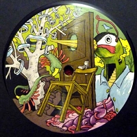 YAYA & JUN AKIMOTO - KNOCK KNOCK SERIES 003 : 12inch