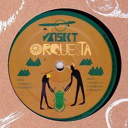 SHUN NAKASEKO - Insect Orquesta : 12inch