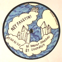 NEY FAUSTINI - Hot As Ice : 12inch