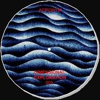 ACRONYM - Dimensional Exploration 003 : 12inch