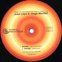 JUAN LAYA & JORGE MONTIEL - Amore / Interstellaire EP : IMAGENES (UK)